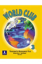 Купить - Книги - World Club 3. Teacher's File
