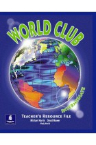 Купить - Книги - World Club 4. Teacher's File