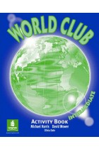 Купить - Книги - World Club 4. Activity Book