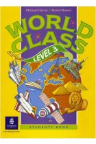 Купить - Книги - World Class 3. Students' Book