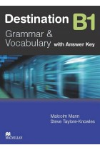 Купить - Книги - Destination B1. Grammar and Vocabulary. Intermediate Student's Book with Key