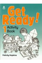Купить - Книги - Get Ready 1. Activity Book