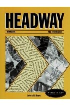 Купить - Книги - Headway: Pre-Intermediate. Workbook (without Key)