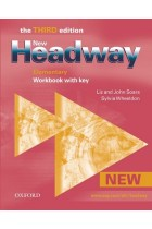 Купить - Книги - New Headway Elementary. Workbook (With Key)