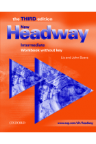 Купить - Книги - New Headway Intermediate. Workbook (without Key)