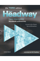 Купить - Книги - New Headway Upper-Intermediate. Workbook (Without Key)