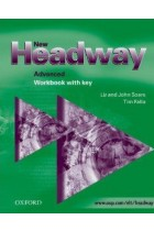 Купить - Книги - New Headway Advanced. Workbook (with Key)