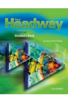 Купить - Книги - New Headway Beginner. Student's Book
