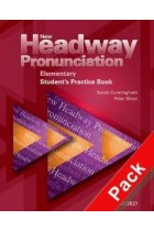 Купить - Книги - New Headway Pronunciation Course. Elementary. Student's Practice Book and Audio CD Pack