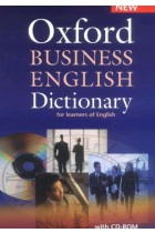 Купить - Книги - Oxford Business English Dictionary for learners of English (+ CD-ROM)