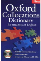 Купить - Книги - Oxford Collocations Dictionary (+ CD-ROM)
