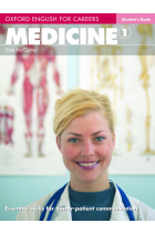 Купить - Книги - Oxford English for Careers: Medicine 1. Student's Book