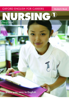 Купить - Книги - Oxford English for Careers: Nursing 1. Student's Book
