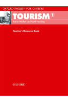 Купить - Книги - Oxford English for Careers: Tourism 1. Teacher's Resource Book