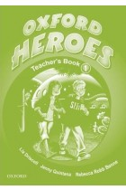 Купить - Книги - Oxford Heroes 1: Teacher's Book
