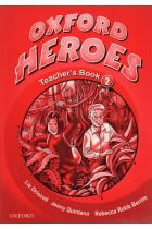Купить - Книги - Oxford Heroes 2. Teacher's Book