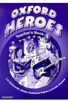 Купить - Книги - Oxford Heroes 3. Teacher's Book
