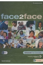 Купить - Книги - Face2face. Advanced Test Generator CD-ROM