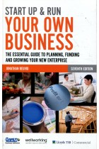 Купить - Книги - Start Up & Run Your Own Business: The Essential Guide to Planning, Funding and Growing Your New Enterprise