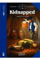 Купить - Книги - Kidnapped. Book with CD. Level 3