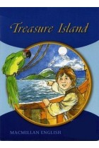 Купить - Книги - Treasure Island. Book with CD. Level 3