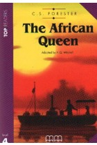 Купить - Книги - The African Queen. Book with CD. Level 4