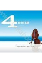 Купить - Музыка - 4 to the Bar: Your Heart is Too Slow