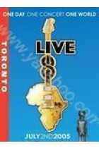 Купить - Музыка - Various Artists: LIVE 8 Toronto. July 2ND 2005. One Day, One Concert, One World (Import)