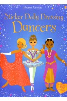 Купить - Книги - Sticker Dolly Dressing. Dancers