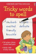 Купить - Книги - Tricky Words to Spell. Activity Cards