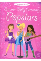 Купить - Книги - Sticker Dolly Dressing. Popstars