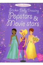 Купить - Книги - Sticker Dolly Dressing. Popstars and Movie Stars