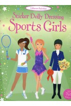 Купить - Книги - Sticker Dolly Dressing. Sport Girls