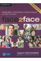 Купить - Книги - Face2face. Upper Intermediate Testmaker CD-ROM and Audio CD