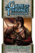 Купить - Для детей и мам - Дополнение к расширению A Tale of Champions к игре A Game of Thrones The Card Game A Poisoned Spear Chapter Pack (13309)