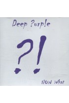 Купить - Музыка - Deep Purple: Now what?