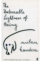 Купить - Книги - The Unbearable Lightness of Being