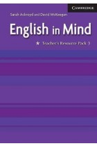 Купить - Книги - English in Mind 3 Teacher's Resource Pack
