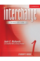 Купить - Книги - Interchange Student's Book 1