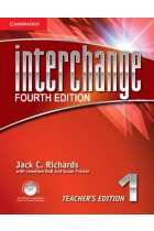 Купить - Книги - Interchange Level 1 Teacher's Edition with Assessment Audio CD/CD-ROM
