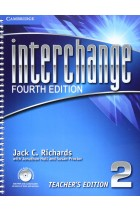 Купить - Книги - Interchange Level 2 Teacher's Edition with Assessment Audio CD/CD-ROM