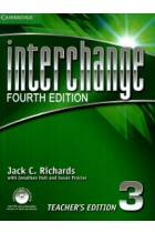 Купить - Книги - Interchange Level 3 Teacher's Edition with Assessment Audio CD/CD-ROM
