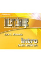 Купить - Книги - Interchange Intro Class Audio CDs (3 CD)