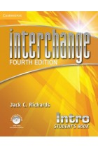 Купить - Книги - Interchange Intro Student's Book with Self-study DVD-ROM