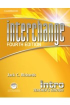 Купить - Книги - Interchange Intro Teacher's Edition with Assessment Audio CD/CD-ROM