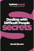 Купить - Книги - Dealing With Difficult People Secrets