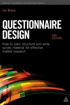 Купить - Книги - Questionnaire Design: How to Plan, Structure and Write Survey Material for Effective Market Research
