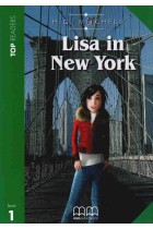 Купить - Книги - Lisa in New York LEV1 (with CD)