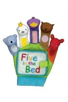 Купить - Книги - Five in the Bed. A Hand-Puppet Board Book