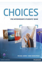 Купить - Книги - Choices Pre-Intermediate Students' Book